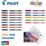Frixion by Pilot Rollerball Pen Erasable 0.7mm Tip Medium BL-FR7 *15 Colours*