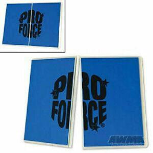 Pro Force Rebreakable Board Breaking Padded Taekwondo Karate Blue