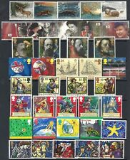 GB GREAT BRITAIN 1992 Commemorative Year Set, 9 sets Mint NH