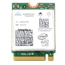 Intel Tri-band Wireless-AC 18265 M.2 867Mbps WiFi + Bluetooth 4.2 802.11ac Card