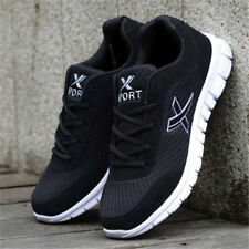 Men's Casual Breathable Sneakers Run Athletic Shoes Outdoor Train Sports Mesh