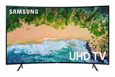 "Samsung 65NU7300 Curved 65"" 4K UHD 7 Series Smart LED TV (2018)"