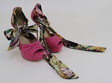 Normale-Weite-(F) Damen-Sandalen & -Badeschuhe mit Pump-Absatzart für Sehr hoher Absatz (Größer als 8 cm)