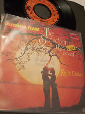 "James Last, The Seduction, Night Drive, Single, 7"", Band, Orchester, Bandleader"