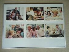 TERMS OF ENDEARMENT LOBBY CARDS 1983 FULL SET OF 8 ALMOST MINT RARE COLLECTIBLE