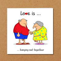 Rude Funny Birthday card 40th 50th 60th Birthday for Wife Husband Mum Dad