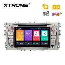 "AUTORADIO 7"" Android 8.0 Octa Core 4gb Ford Focus C-max Mondeo Galaxy kuga wifi"