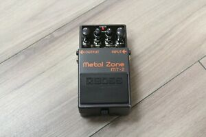 Boss MT-2 Metal Zone Guitar Effects Pedal