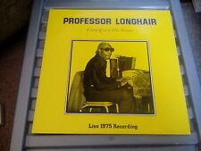 PROFESSOR LONGHAIR MARDI GRAS IN NEW ORLEANS LIVE 1975 RECORDING BLUES RECORD
