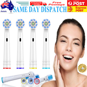 8-20x Replacement Electric Toothbrush Heads Compatible Oral B tooth brush Head