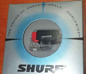 Brand New Vintage Shure M92E cartridge & stylus