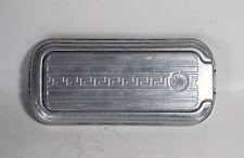 Vintage Rolls Safety Razor Box with sharpener inside / Metal Case