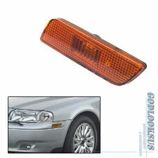 New Front Left Driver Side Marker Lamp Light 30744360 For Volvo S80 2002-2006