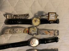 disney watches timepieces 1968-now plus others