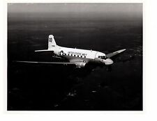 Douglas Skytrain C-47H Of VX-6 Navy Fighter Aircraft 8x10 1956