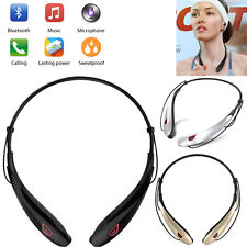 Neckband Sport Bluetooth Headset Stereo Wireless Earbud for LG Ulefone BLU Nokia