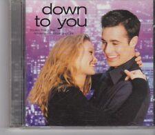 (GA675) Down To You, Soundtrack - 2000 CD
