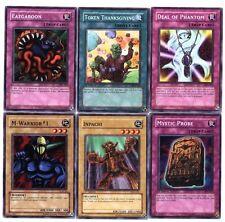 Ω YUGIOH Ω Lot de 6 Belles Cartes Lot N° YT 36