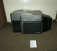 Fargo Dtc1250e Dual-Sided Thermal Id Card Printer