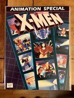 X-MEN Animation Special - TPB Graphic Novel - 1990 Marvel - VF/NM