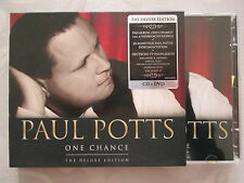 Paul Potts - One Chance - The Deluxe Edition - CD + DVD