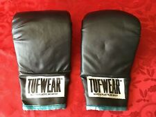 Vintage Tuf-Wear Bag Glove Mitts - North Platte, Ne