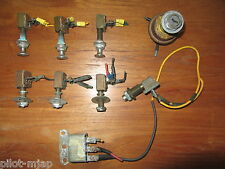 "VINTAGE ""MARINE FUSES"" INCLUDE:  ANCHOR - INSTRUMENT - NAVIGATON LOT OF EIGHT"