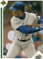 1991 Upper Deck Ken Griffey Seattle Mariners #555 Baseball Card
