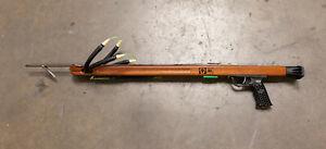 "JBL Woody Elite 38 Special Speargun - 36"" Spear Gun New Factory Second - 6W38E"