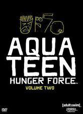 Aqua Teen Hunger Force - Vol. 2 (DVD, 2004, 2-Disc Set, Collectors ... R1 New
