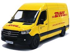 New DHL Mercedes-Benz Sprinter Van 1/48 Scale Diecast