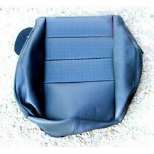 LAND ROVER FRONT SEAT CUSHION COVER EBONY BLACK LR3 06-08 HCA501080PVJ OEM