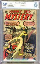 Journey Into Mystery #88 CBCS 3.0 GD/VG Universal CBCS #16-154475A-019