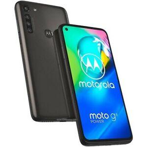 "Unlocked Smartphone Motorola Moto G8 Power XT2041-3 Quad Camera 16MP 6.4"" 64GB"