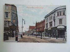 Vintage Postcard Newport Road, Middlesbrough   §D249