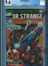 CGC 9.6 DR STRANGE #1 1ST SERIES 1974 DOCTOR STRANGE MASTER MYSTIC ARTS OW/W PGS
