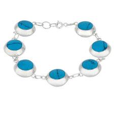 Turquoise Chain Fine Bracelets
