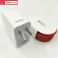 For OnePlus 7 Pro Original 5V 6A 30W Warp Super Fast Charger + USB Type-C Cable