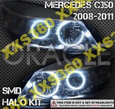 ORACLE Headlight HALO KIT RINGS for Mercedes Benz C-Class W204 08-11 WHITE LED