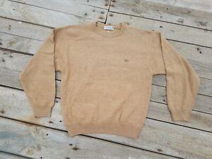 BURBERRY Wool jumper crew neck kid's long sleeve Sweater Size 10