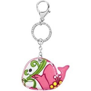 Vera Bradley  lilli bell  key chain   fish   edition NEW w. tags