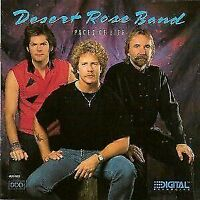 Pages of Life - Desert Rose Band - CD 1989-12-20
