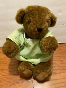1984 Vermont Teddy Bear Company Doctor Bear, New with Tags/Vintage Condition