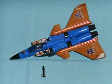 original G1 Transformers DIRGE with R+L wings and landing gear
