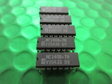 Mc1408-7n, tlc7524, dac0808, D / A converter, 8 bit, ** 2 per vendita **