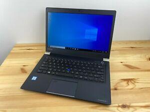 TOSHIBA PORTEGE X30-E 8TH GEN Intel I7 16GB 256SSD USB C TOUCHSCREEN 1080 SLIM