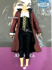 Hot Toys 1/6th MMS181 Pirates of the Caribbean ANGELICA Body w/ Jacket Vest NEW