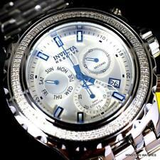 Invicta Reserve Subaqua Specialty Swiss High Polished Steel Diamond Watch New