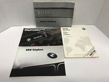 1987 BMW 735i 750iL Owners Manual