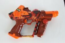 1 Tiger Electronics Lazer Tag Deluxe Team Ops Laser Gun Orange